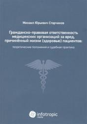 Гражданско-правовая ответственность медицинских организаций за вред, причиненный жизни (здоровью) пациентов при оказании медицинских услуг. Теоретические положения и судебная практика
