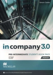 In Company 3.0: Pre-Intermediate: Student's Book Pack