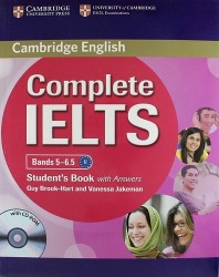 Complete IELTS. Bands 5-6.5. Students Book with Answers + CD-ROM