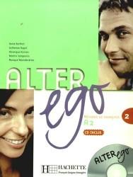 Alter ego, A2: Methode de francais (+ CD-ROM)