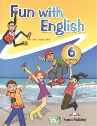 Fun with English 6. Pupils Book. Учебник