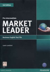 Market Leader Pre-Intermediate: Test File