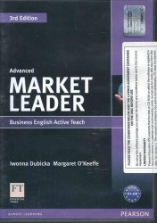 Market Leader. Business English Active Teach. Advanced. CD-ROM. C1-C2. 3rd Edition
