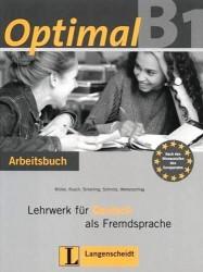 OptimalB1: Lehrwerk fur Deutsch als Fremdsprache: Arbeitsbuch (+ CD-ROM)