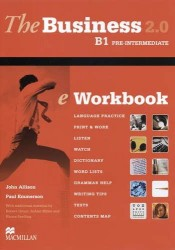 The Business 2.0 B1: Pre-Intermediate: Student's Book: eWorkbook (комплект из 2 книг + DVD-ROM)