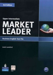 Market Leader: Upper Intermediate : Business English Test File