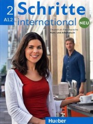 Schritte international: Neu 2: Kursbuch + Arbeitsbuch (+ CD zum Arbeitsbuch)