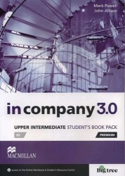 In Company 3.0 Upper Intermediate: Student's book: Level: B2