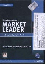 Market Leader. Business English Active Teach. Upper Intermediate. CD-ROM. B2-C1. 3rd Edition