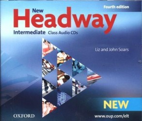 New Headway: Intermediate (аудиокурс на 3 CD)