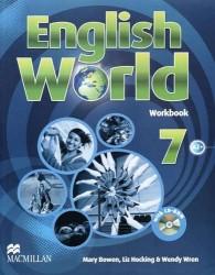English World: Level 7: Workbook (+ CD-ROM)