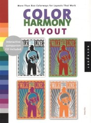 Color Harmony: Layout: More than 800 Colorways for Layouts That Work (+ CD)