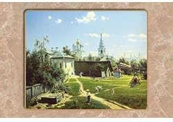 Исаак Левитан. Золотая осень. 1895. Пазл, 60 элементов