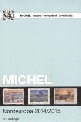 Каталог марок MICHEL. 2014/15. Сборник по маркам стран Северной Европы