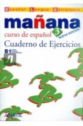 Manana 3. Cuaderno de Ejercicios B1