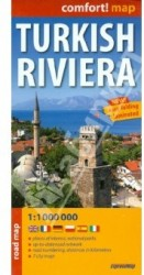 Turkish Riviera. 1:1 000 000