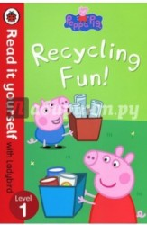 Peppa Pig: Recycling Fun: Level 1