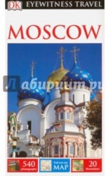 Eyewitness Travel: Moscow