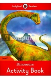 Dinosaurs: Level 2: Activity Book