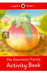 The Enormous Turnip: Activity Book: Level 1