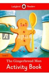 The Gingerbread Man: Activity Book: Level 2