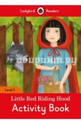 Little Red Riding Hood: Level 2: Activity Book