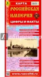 Российская Империя. Цифры и факты. Складное издание