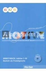 Motive: Niveau A1-B1: Kompaktkurs DaF: Arbeitsbuch: Lektion 1–30 (+ MP3-CD)