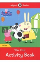Peppa Pig: The Fair: Activity Book: Level 1