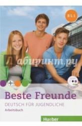 Beste Freunde B1/1, Arbeitsbuch mit Audio-CD