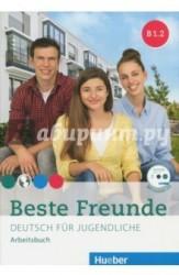 Beste Freunde B1/2 Arbeitsbuch mit Audio-CD