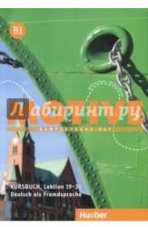 Motive B1 Kursbuch, Lektion 19–30