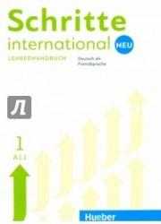 Schritte international Neu 1. Lehrerhandbuch