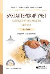 Бухгалтерский учет на предприятиях малого бизнеса. Учебник и практикум для СПО