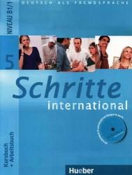 Schritte international 5: Kursbuch + Arbeitsbuch (+ CD)