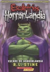 Escalofrios HorrorLandia №11. Escape de Horrorlandia