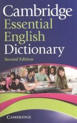 Cambridge Essential English Dictionary. Second Edition
