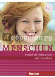 Menschen. A1.1. Lehrerhandbuch