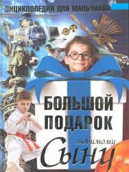 Большой подарок любимому сыну. Энциклопедия для мальчиков