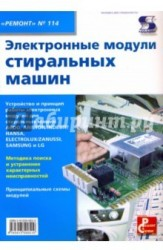 Электронные модули стиральных машин
