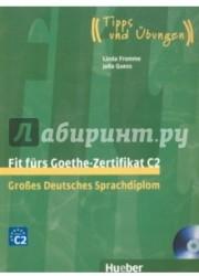 Fit furs Goethe-Zertifikat C2: Grosses Deutsches Sprachdiplom (+ 2 CD)