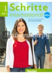 Schritte international Neu 1 Kursbuch+Arbeitsbuch+CD zum Arbeitsbuch