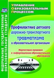 Профилактика детского дорожно-транспортного травматизма в образовательной организации. Нормативно-правовое и информационно-образовательное обеспечение