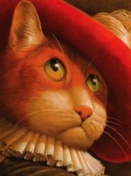 Кот в сапогах (иллюстрации Фреда Марселлино)