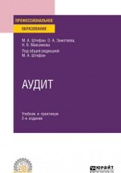 Аудит 2-е изд., пер. и доп. Учебник и практикум для СПО