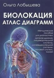Биолокация. Атлас диаграмм. Методическое пособие для диагностики. Органов дыхания, пищеварит