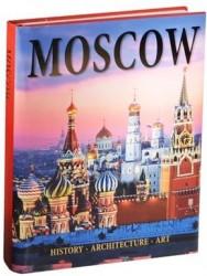 Альбом Москва. История. Архитектура. Искусство / Moscow. History. Architecture. Art