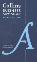 Collins Pocket Business Dictionary