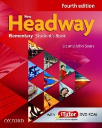 New Headway: Elementary Student's Book (+ DVD-ROM)