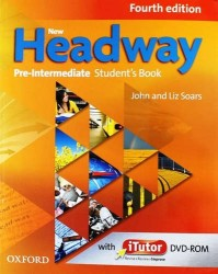 New Headway: Pre-Intermediate: Student's Book (+ DVD-ROM)